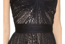 Tulle/ sequin detail