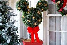 Christmas Disney Lover Style