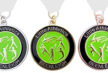 Little Athletics Medals