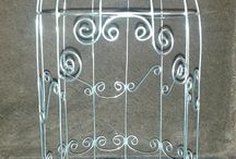 Home made wire cage / wire cage