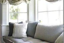 Interiors - Window Seat & Nook
