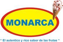 """"""" Monarca """" / Paleteria y Neveria """" Monarca """""""