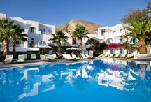 Santorini Kastelli Resort, 5 Stars luxury hotel in Kamari, Offers, Reviews