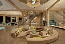 Dream Home Must Haves / Building your dream home?  Bet you never thought of these ideas.