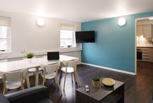 iQ Manchester / iQ Student Accommodation in Manchester is a great place to live whether you are a first-year wanting to make new friends, a group of 2nd or 3rd years wanting to share, or a post-graduate looking for accommodation in the bustling city of Manchester. We have two sites available to you: Lambert and Fairfield House, and Wilmslow.
