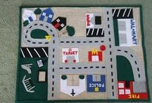 O&M tactile maps DIY