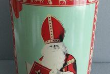 Sinterklaas potten/ bekers / kommen / borden / / Sinterklaas potten / bekers / kommen / borden / glazen ...