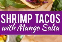 tacos with shrimp