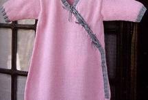 вязание крохам