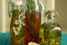 Olii aromatizzati