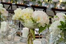 Flowers and centrepieces