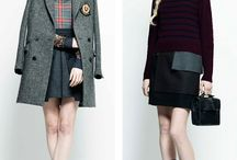 Ladies fashion.