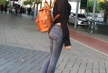 SHOWBUSINESS CARAMEL Backpack