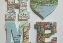 Hergebruik je landkaart!