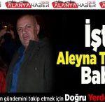 İşte Aleyna Tilki'nin Babası
