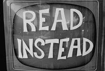 Read, write, watch