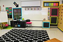 Classroom Ideas! / by Camille Courville