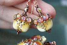 Lampwork / by SilverstoneLt Jewelry