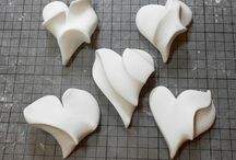 Lets Sculpt It!! / Cute and Cools things made or decorated with clay / by Charlene Blake