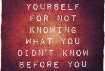 forgive youself