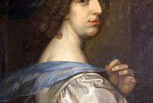 Queen Christina of Sweden.