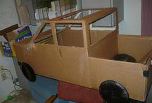 doboz autó