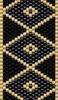 Beaded peyote patterns