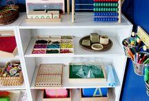 Montessori learning / by Natalie Levanetz