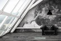 Custom Wallpapers, Frescos & Murals | Affreschi & Affreschi | Luxury Italian Art / Pieces of Art for your Walls & Ceilings | For Exterior & Interior | Extraordinary Custom Wallpapers, Frescos & Murals made in Italy | Contact us for a free consultation | Affreschi & Affreschi | Luxury Italian Art | www.crownplaster.com | info@ crownplaster.com