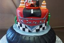LM's First Birthday / 1st PLACE DISNEY CARS / by Gina McDonald