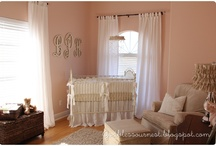 Carly Marie's Nursery / by Tracy Lynn Sharon