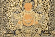 Golden Thangka