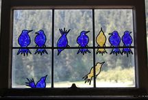 Window art