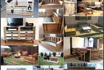 transform pallet wood