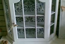 vitrine kastje pimpen