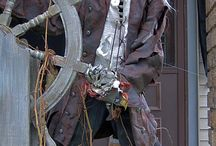 Halloween - Pirate Theme / by Denise van Riet