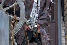 Halloween - Pirate Theme / by Denise van Riet