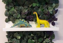Dinosaur lek