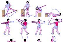 ejercicios con banda elástica