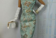 vintage fashion Barbie
