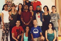 Organize yoga retreat Spain / MORE INFORMATION: http://www.luciayoga.com/organize-yoga-retreat-in-spain/