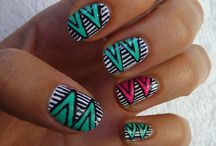 Awesome Nail Ideas∞ / by Kensley Fleischer