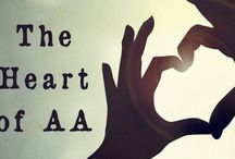 """Sponsorship: The Heart of AA / """"The basic concept of the entire program of Alcoholics Anonymous is sponsorship, one alcoholic sharing an experience with another alcoholic. That's all it is."""" –Gene"""