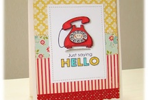 1a3-Cardmaking Designs / Pins of cards that others have made that I find inspiring for my own creativity / by Cindy Keller