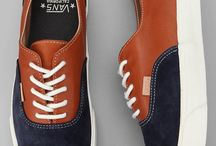 Saddle Sneakers / Saddle Sneakers