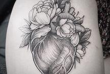 Dotwork Heart