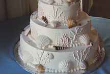 Hillary and Reed's wedding cakes / by Gail Mariner