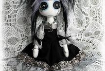Gothik doll