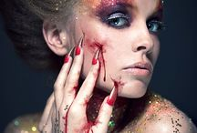 Dead and Lovely Make Up / Cosplays, Tutorials, & the just very creepy.