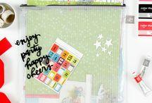 Scrapbook Kit / by Studio_Calico